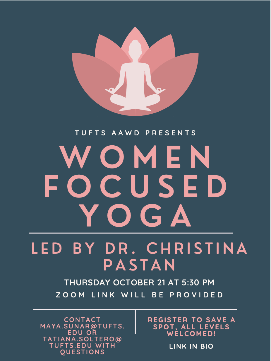 AAWD: Women Focused Yoga